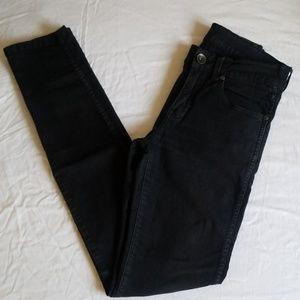 Dr. Denim Black Skinny Jeans 25